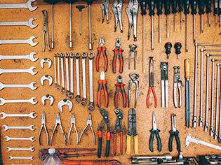 Garage Equipment & Tools