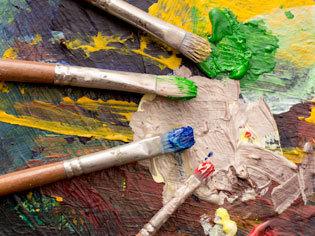 Künstlerfarben
