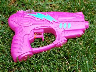Spritzpistolen