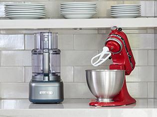 Shop Vacuum & Small Appliances