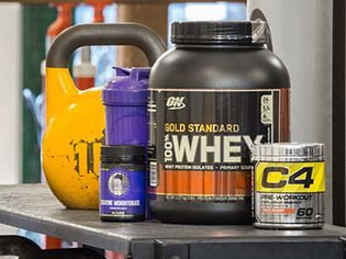 Shop Sports Supplements