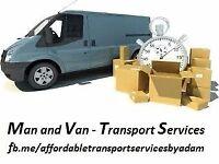 AP Man & Van Services