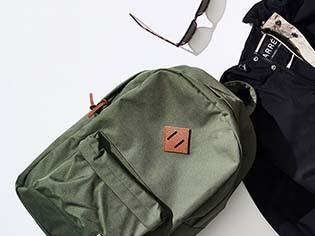 Backpacks   Duffles   Briefcases