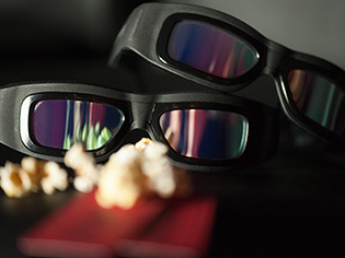 3D TV Glasses & Acc