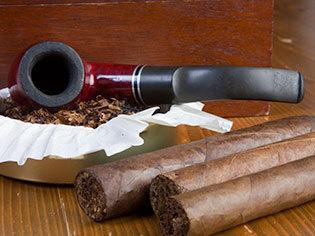 Oggetti per fumatori