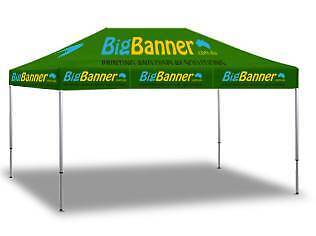 3x6m Full Colour Cutom Printed Folding Marquee, Event Tent, S1 Sunshine West Brimbank Area Preview