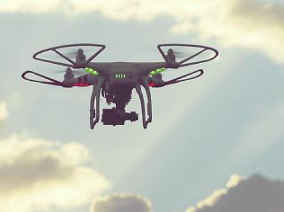 Droni per riprese video