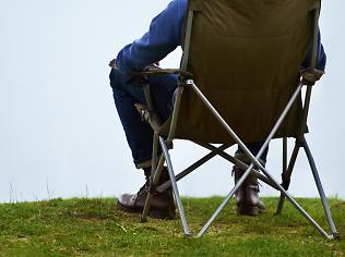 Mesas y sillas de acampada