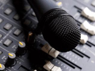 Studio, DJ, sonorisation