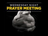 Prayer Warriors apply here!