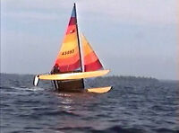 Hobie Cat 16ft Sailboat