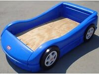 Little Tikes Racing Car Bed