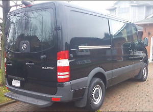 2016 Mercedes-Benz Sprinter 2500 c