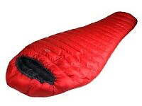 PHD Sleeping bag, Rab Mountain Equipment Alpkit Snugpack
