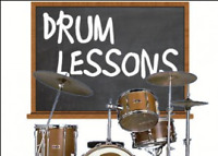 LOCAL DRUM LESSONS! New Sudbury & South End locations