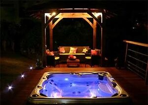 Hydropool Self-Cleaning Hot Tubs Made in Canada