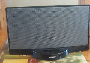 Bose docking station.