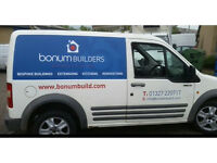 General builders in and around Northampton