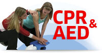 CPR Course on Sept. 11, Renew Yours Now
