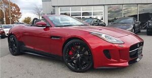 2014, Jaguar F-Type S  convertible