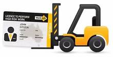 Enrol Now for 2 day Forklift Training 4 - 5 MAY Laverton Wyndham Area Preview