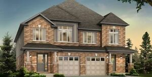 Brand New Semi Guelph West End - Fusion Home