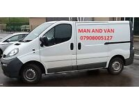 Man and van Happy to Help Price Starts From 15£