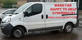 Man and van happy to help
