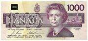 Canada One Dollar Bill
