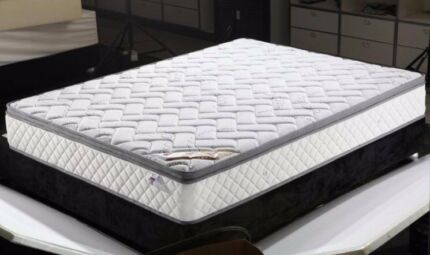 Medium/Firm pocket spring Eurotop mattress - brand new! Frankston Frankston Area Preview