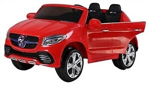 12V Electric Two Seater Child Ride On Car with Doors, Remote
