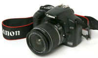 Canon EOS Rebel T5  **LIKE NEW**  *MINT*