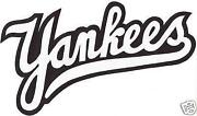 Yankees Iron On