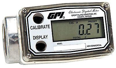 Fuel Meter 30 To 30-gal.