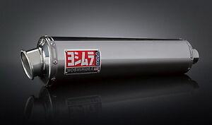 YOSHIMURA RS3 SLIP ON EXHAUST SUZUKI GSX650 / GSX1250
