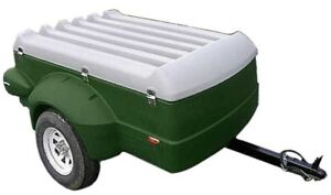 Cub Caddy & Pulmor 4x6 Utility Covered/Enclosed Trailers