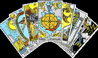 Witch for hire, Reiki, Tarot, and Lenormand.