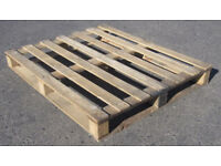 FREE WOOD , 8 PALLETS MUST COLLECT