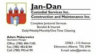 JAN-DAN - FULL CLEANING SERVICES