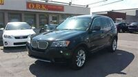BMW X3 XDrive28I-AUTOMATIQUE-NAV 2012