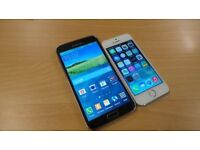 Samsung S5 IPhone 5s Swap