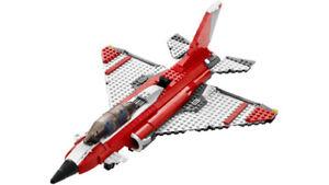 Lego 5892 - L'avion supersonique