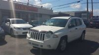Jeep Compass Sport/North AUTOMOTIQUE-A 2008