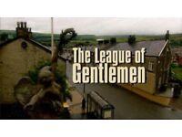 League of gentlemen tickets