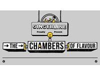 Gingerline Chamber of Flavours 2 - 1st December 2016