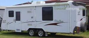 2008 Jayco Sterling Caravan Ex Condition LOADS OF EXTRAS !! Kingaroy South Burnett Area Preview