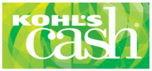 Kohls Cash $146.00 Expires 7/01/2021