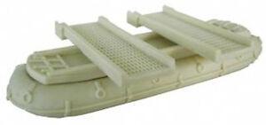 DOC MODELS 60003 Ponte galleggiante passerella doppia scala 1/72 - Italia - L'oggetto può essere restituito - Italia