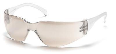 6 Pair 1700 Series Io Mirror Lens Safety Glasses