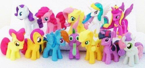 My Little Pony Cake Toppers Ebay